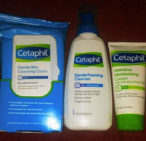 Cetaphil bundles for Sale in Leesburg, FL