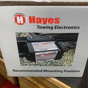 Hayes Sway-Master Electronic Sway Control for Sale in Lexington, SC