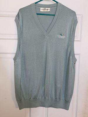 Fairway & Greene Sweater Vest, The Breakers, Palm Beach, FL, Extra Large, $12 for Sale in Marietta, GA