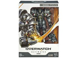 Overwatch Ultimates Series Reinhardt Collectible Action Figure for Sale in El Monte, CA