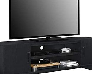 Ameriwood Home Southlander TV Stand, Black Oak for Sale in Seattle,  WA