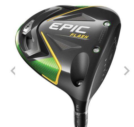 Epic Callaway Driver's: Brand new still in plastic