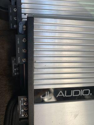 JL audio 1000/1 plenty of power !! 1000RMS !! for Sale in Stockbridge, GA