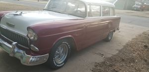 55 chevy handyman wagon 13k obo for Sale in Wichita, KS