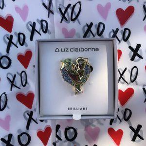 Liz Claiborne Brooch Pin for Sale in San Diego, CA