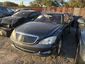 Mercedes s550 parts only for Sale in Clearwater, FL