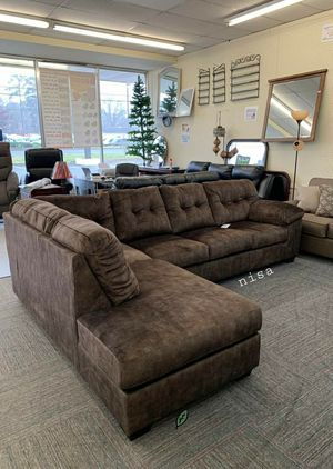 ➡️$39 Down 🍺No İNTEREST      Accrington Earth LAF Sectional 152 for Sale in Elkridge, MD
