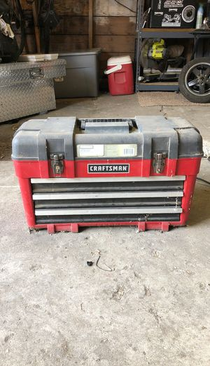 Craftsman Portable tool box for Sale in Pismo Beach, CA