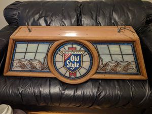 Vintage 1980's Old Style Billiard Light for Sale in Chicago, IL