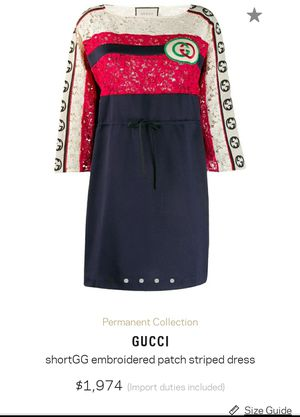 Gucci trimmed laced for Sale in Portland, OR