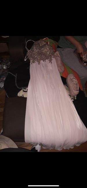 Baby pink prom dress for Sale in Nashville, TN