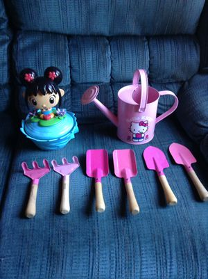 Toy,toys,summer toys,gardening toys,water toys. for Sale in Fontana, CA