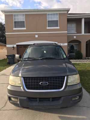 2004 Ford Expedition XLT for Sale in Kissimmee, FL