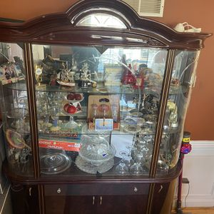 China Display Case for Sale in Leesburg, VA