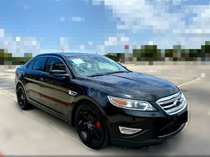 *2010 FORD TAURUS SHO AWD (166k miles)* for Sale in San Antonio, TX