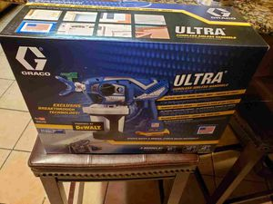 graco ultra cordless airless sprayer handheld for Sale in Phoenix, AZ