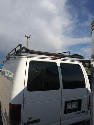 Ladder rack for van for Sale in Henderson, CO