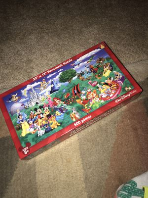 Walt Disney Collectables Puzzle Set for Sale in High Ridge, MO