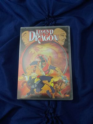 Legend Of The Dragon DVD with 4 Episodes for Sale in Brooklyn, NY