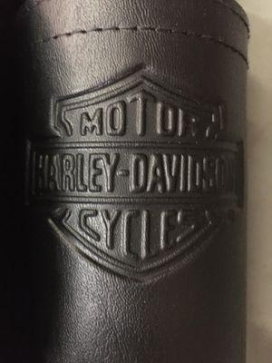 HARLEY DAVIDSON LEATHER WATER BOTTLE for Sale in Waynesboro, PA