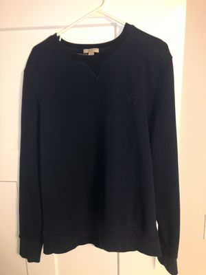 Burberry sweat shirt for Sale in New Berlin, WI