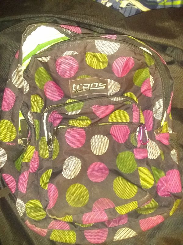 Jansport Backpack utility