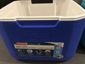 2 coolers 60 qt and 70 qt. Each comes with a free folding chair for Sale in Jacksonville, FL