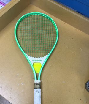 Dunlof tennis racket for Sale in Matawan, NJ