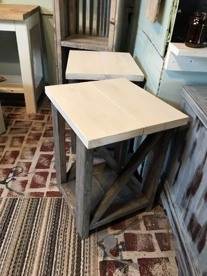 Handmade End Tables for Sale in Wilmington, NC
