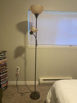 Brown lamp for Sale in Port Orchard, WA