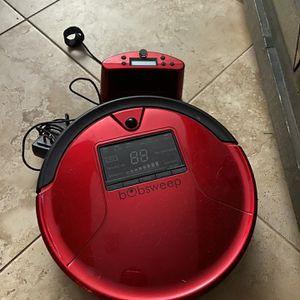 bObsweep PetHair Robotic Vacuum for Sale in Fort Lauderdale, FL