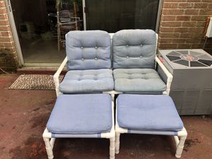 Outdoor PVC pipe furniture for Sale in Lutz, FL