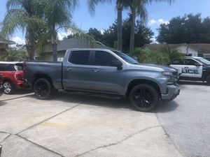 2019 Chevy Silverado RST Like New 4x4 for Sale in Lakeland, FL