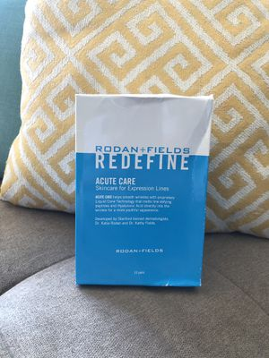 Rodan + Fields Redefine Acute Care for Sale in South Plainfield, NJ