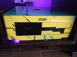 Cyberpunk Custom Pc / 10th gen 3.4tb Ssd, 32gb ram, 1080ti for Sale in Wesley Chapel, FL