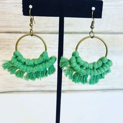 Macrame' Earrings ✨ for Sale in Fort Worth,  TX