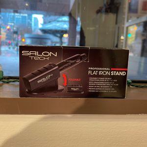 Salon tech Flat Iron Stand for Sale in Bellevue, WA