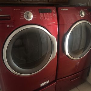 Samsung Dryer and Washer for Sale in Long Beach, CA
