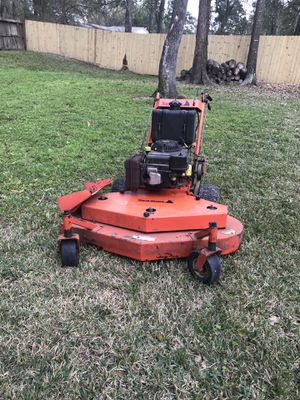 "Yard shark 48"" lawn mower for Sale in Humble, TX"