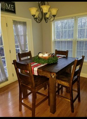 Farmhouse counter height table for Sale in Taylors, SC