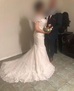 Wedding dress symbol for Sale in Anaheim, CA