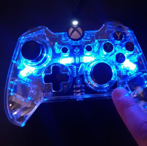 Xbox afterglow controller for Sale in Dublin, OH
