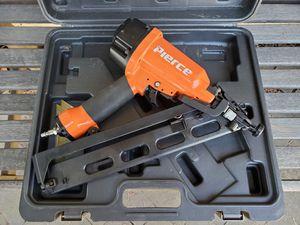 Pierce 15 ga. Finish Nail Gun / Nailer for Sale in Rancho Cucamonga, CA