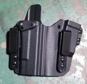 Side car sidecar aiwb Iwb holster gen 4 gen 5 g19 g17 ccw for Sale in Las Vegas, NV
