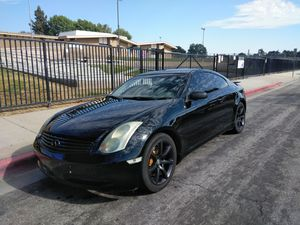 2003 infinity G35 not for parts for Sale in Santa Fe Springs, CA