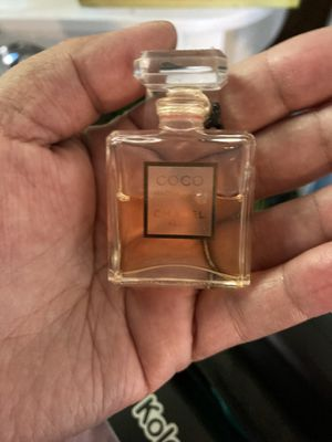 Authentic coco Chanel perfume for Sale in Irving, TX