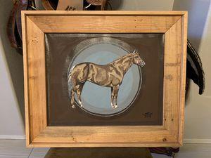 Horse Art acrylic paint for Sale in Gilbert, AZ