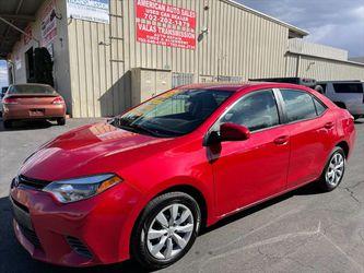 2016 Toyota Corolla for Sale in North Las Vegas,  NV