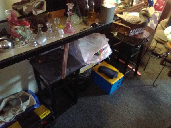 Small garage sale