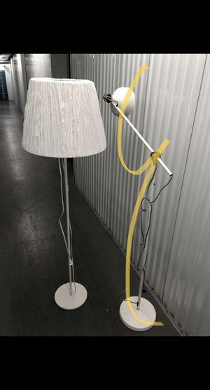 Floor Lamp (on the left) for Sale in Atlanta, GA